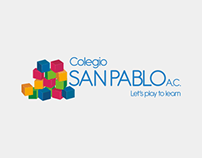 Branding Strategy and Design Colegio San Pablo