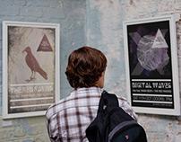 Gig Trinity Poster Designs