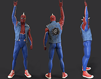 Spider Punk fan art