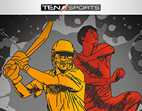Ten Sports - ICC Cricket World Cup 2015