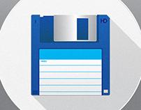 Remeber me? Floppy disk