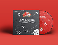Kiwi Play and Shine Branding