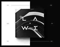 LAWE – logo design, animation & branding