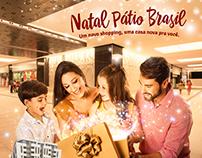 Campanha de Natal do Pátio Brasil Shopping