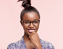 Warby Parker Spring 2014 Campaign