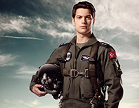 Anadolu Kartallari (Actor Çağatay Ulusoy)