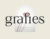 Grafies   Classy Ligature Serif