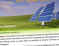 Sviluppo sito web in HTML/CSS