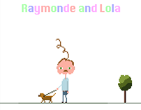 Raymonde and Lola