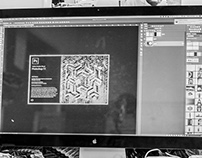 Adobe Creative Residency 2018 - Album Artwork
