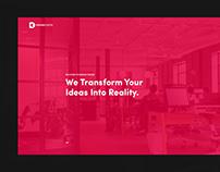 Design Center Web Design
