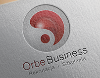 Logo & branding of Orbe Business