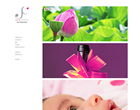 juliecognard.com - Webdesign, HTML/CSS, Wordpress