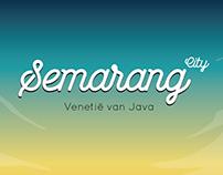 Semarang City Poster