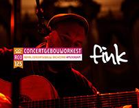 Royal Concertgebouw Orchestra meets Fink