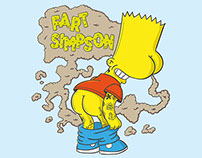 Fart Simpson