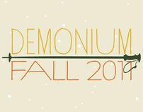 DEMONIUM Fall 2011