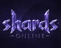 Shards Online Logo Design
