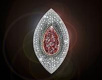 Jewellery shoot