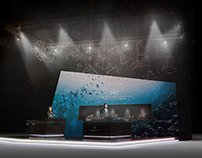 IWC stand concept