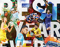 THE BEST YEAR EVER - FOX SPORTS