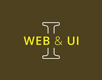 Web and UI Design - Set 1