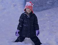 I love snow...;)