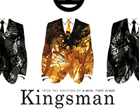 """Kingsman - The Secret Service"""