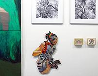 Exhibition at Galeria Espai [B] - Barcelona