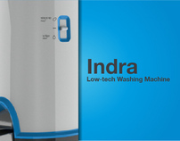 INDRA - Low-tech washing machine