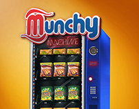 Bending Machine Munchy