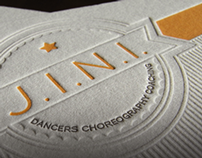 Corporate Design for JINI