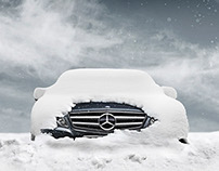 Mercedes Benz winter health check