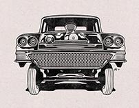 '58 Ford Fairlane