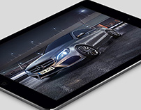 C-Class iPad App