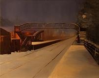 A Railway Nocturne III