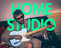 HOME STUDIO by mixerbink