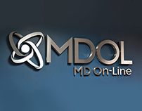 Corporate Rebranding: MDOL (MD On-Line)