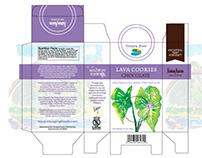 PACKAGING design for Voyaging Foods