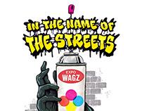 WAGNER WAGZ - Graffiti Jackets & Hip Hop Show