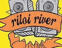 RILOI RIVER FESTIVAL - The evolution of a Logo