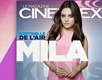 Cineplex Magazine Promo February 2015