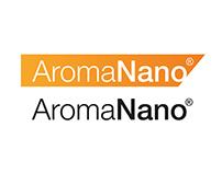 AromaNano® by Fine Line - Logo Design