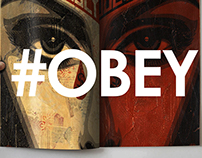 Catalog Shepard Fairey #OBEY