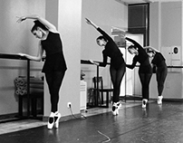 Ballet class - Dança & Cia