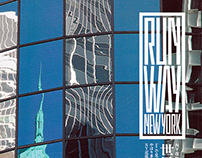 Runway New York: Logo / Magazine