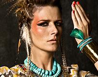 Fashion for Diva magazine, Antonija Blaće