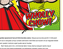 Wholly Chow Poster