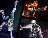 Elements boys