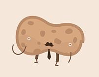 Peanut butter!